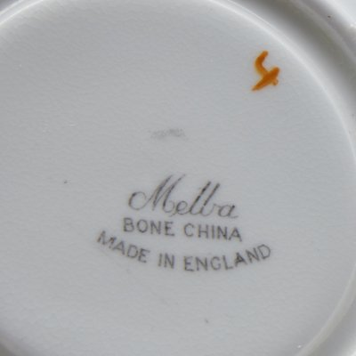 Melba bone china клеймо фарфор